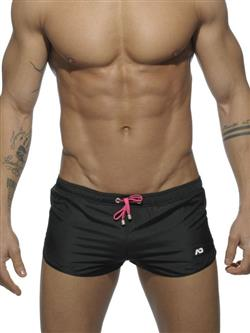 Addicted Basic Mini Short black