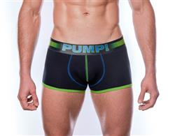 PUMP PLAY Green Boxer
