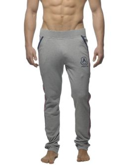 Addicted Long Tight Pant Intercotton heather grey