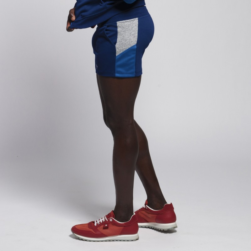 ES Collection Rustic Combi Sports Short Navy